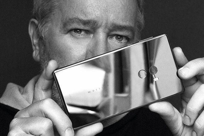 Le smartphone signé Starck