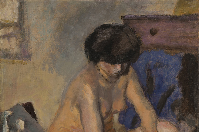 Dans l'intimité de Bonnard