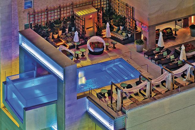 Hôtel Joule Dallas