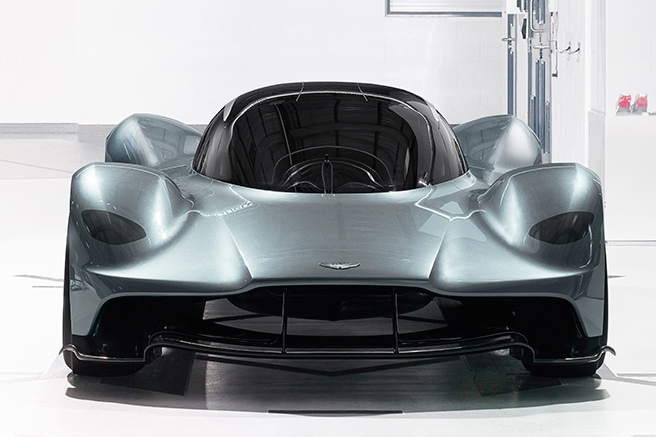 Quand Aston Martin rencontre Red Bull Racing