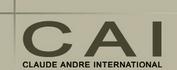 CAI - CLAUDE ANDRÉ INTERNATIONAL