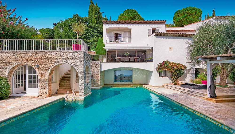Exceptional property